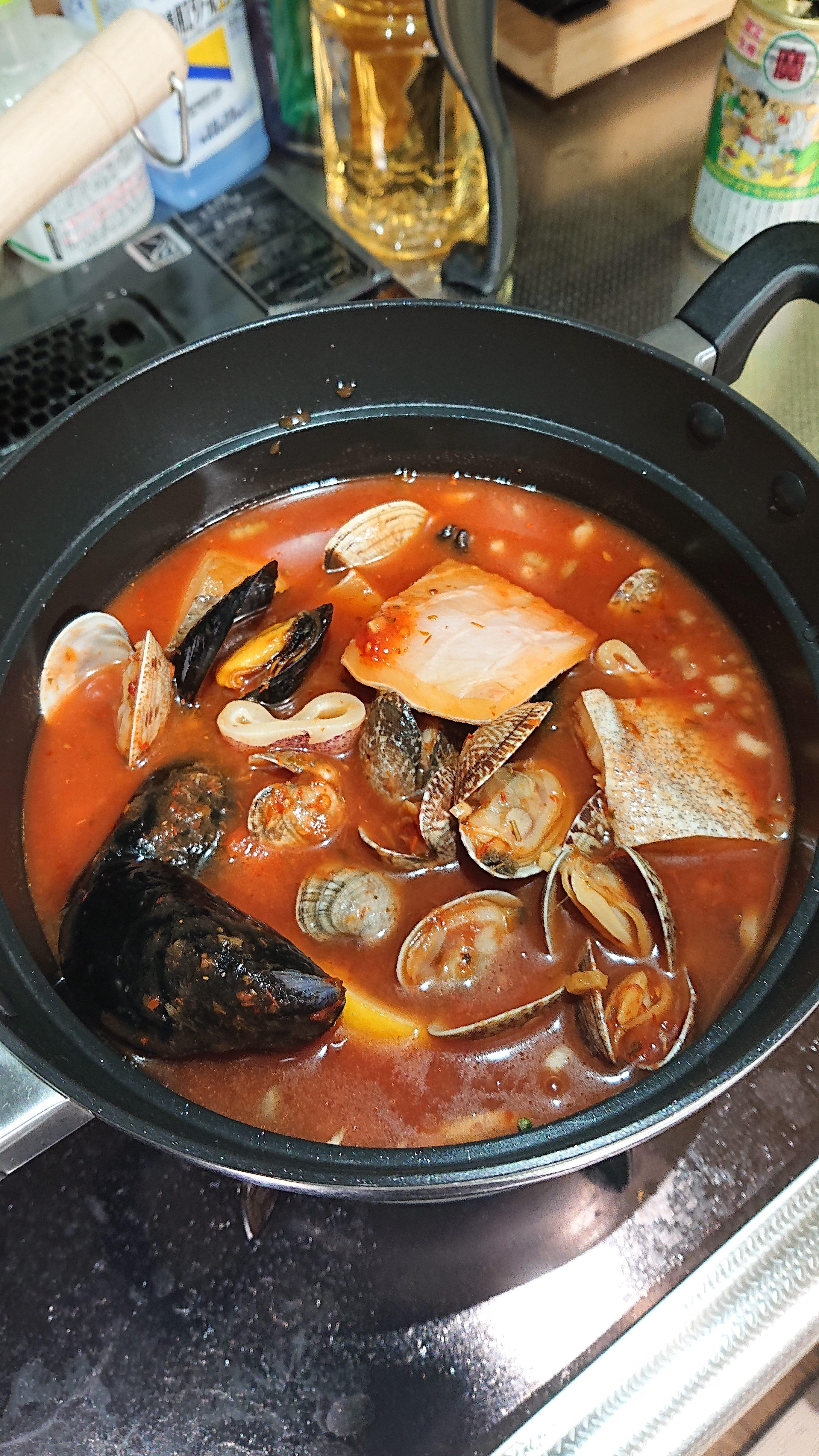 レシピ スープ チョッピー ノ